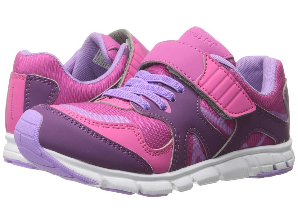 Tsukihoshi Kids Bolt Toddler/Little Kid Berry/Lavender Girls Shoes