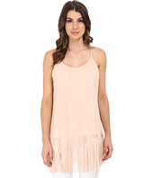 Vince Camuto - Sleeveless Tank Top w/ Fringe
