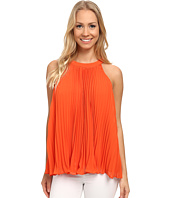 Vince Camuto - Pleated Halter Blouse