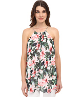 Vince Camuto - Sleeveless Jungle Lily Halter Blouse