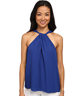 Vince Camuto - Sleeveless Blouse w/ Neck Cross Over