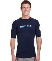 Rip Curl - Corp Short Sleeve Rashguard