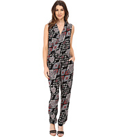 Vince Camuto - Sleeveless Marrakesh Tapestry Jumpsuit
