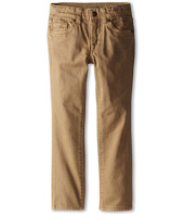 7 For All Mankind Kids - Straight Leg Jeans in Sand (Little Kids/Big Kids)