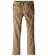 7 For All Mankind Kids - Straight Leg Jeans in Sand (Big Kids)