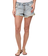 Free People - Runaway Cutoff Denim Shorts