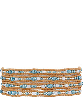 Chan Luu - 32' River Blue/Beige Wrap