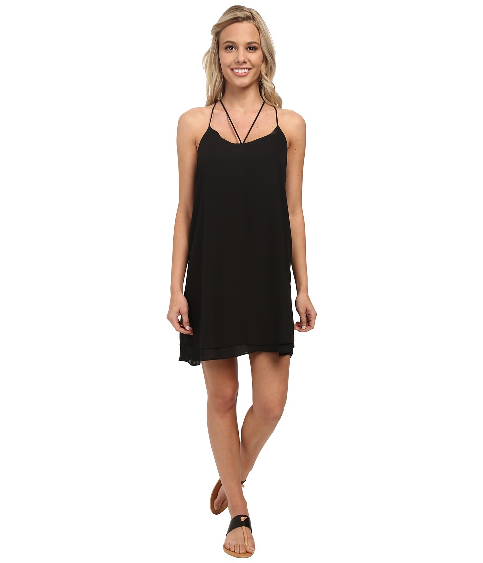 Lucy Love Ask Me Out Dress Black Womens Dress
