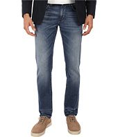 DKNY Jeans - Williamsburg Jeans in Jadeite Medium Indigo Wash