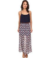 Gabriella Rocha - Rio Slip Belted Maxi Dress
