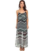 Gabriella Rocha - TinaLou Print Chiffon Maxi Dress