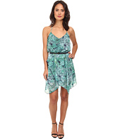 Gabriella Rocha - Katrina Tropical Chiffon Hanky Dress