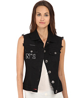 Philipp Plein - Two Denim Vest