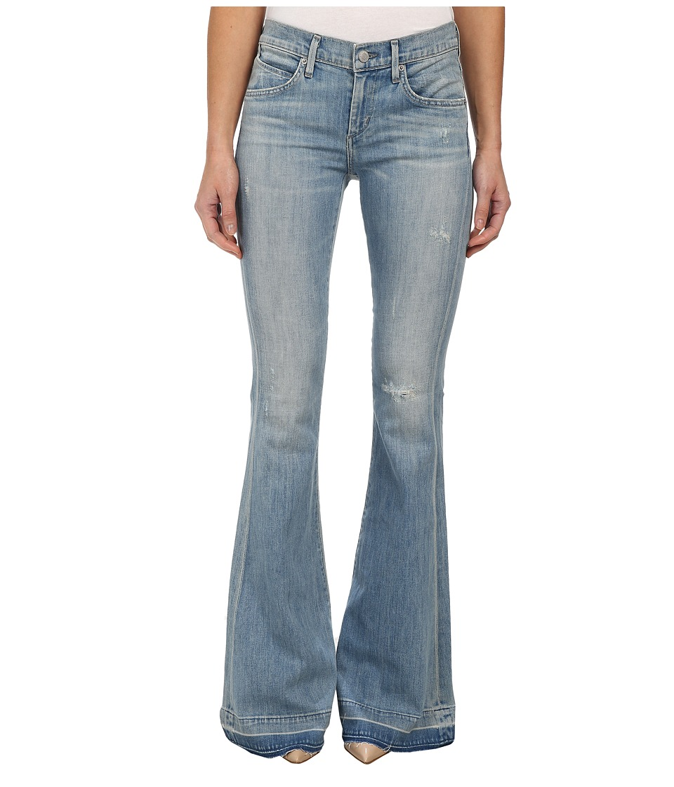 A Gold E Madison in Blue Lagoon Blue Lagoon Womens Jeans