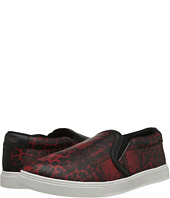 Just Cavalli - Buffalo Rebellion Printed Leather Slip-On