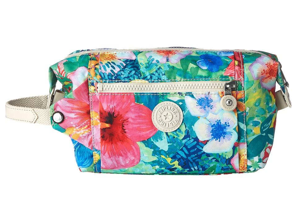 Kipling Aiden Tropical Garden Print Handbags
