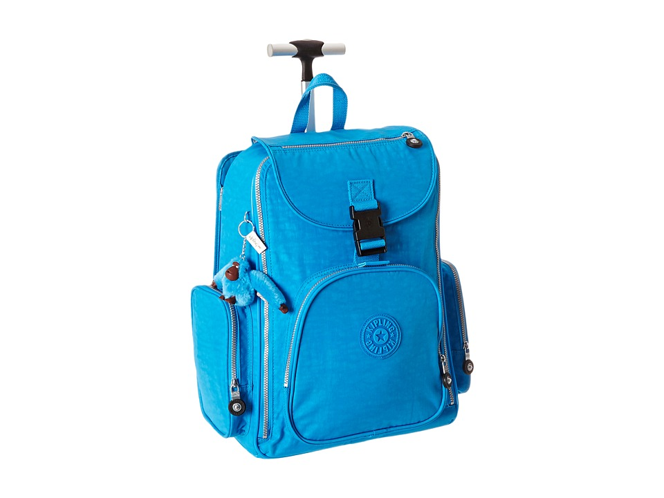 Kipling Alcatraz II Backpack With Laptop Protection Summer Splash Backpack Bags