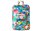 Kipling Alicia Foldable Backpack (Tropical Garden Print)