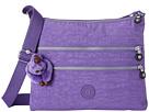 Kipling Alvar Crossbody Bag (French Lavender)