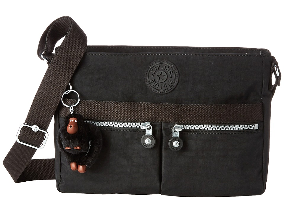 Kipling Angie Black Handbags