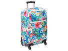 Kipling Darcey Small Wheeled Luggage (Tropical Garden Print)
