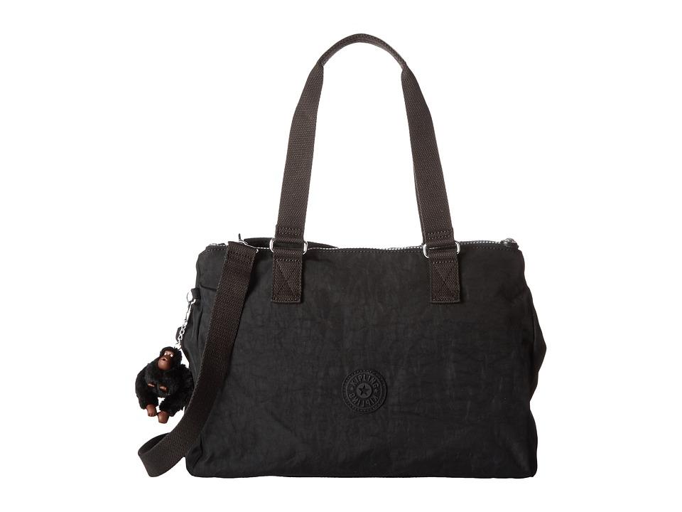 Kipling Katarina Black Handbags