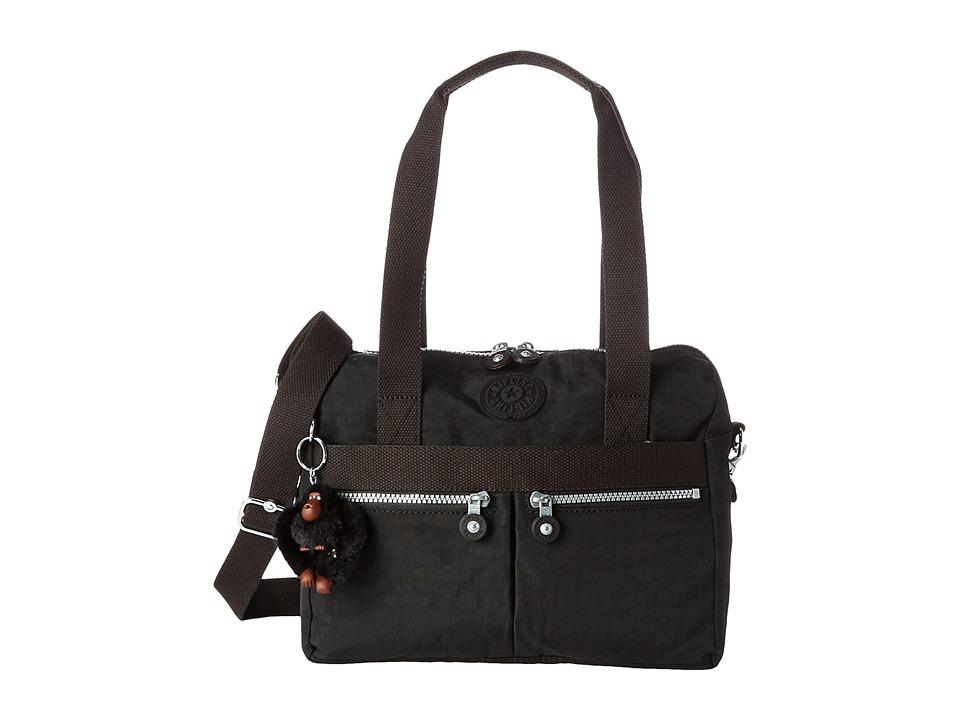 Kipling - Klara (Black) Handbags