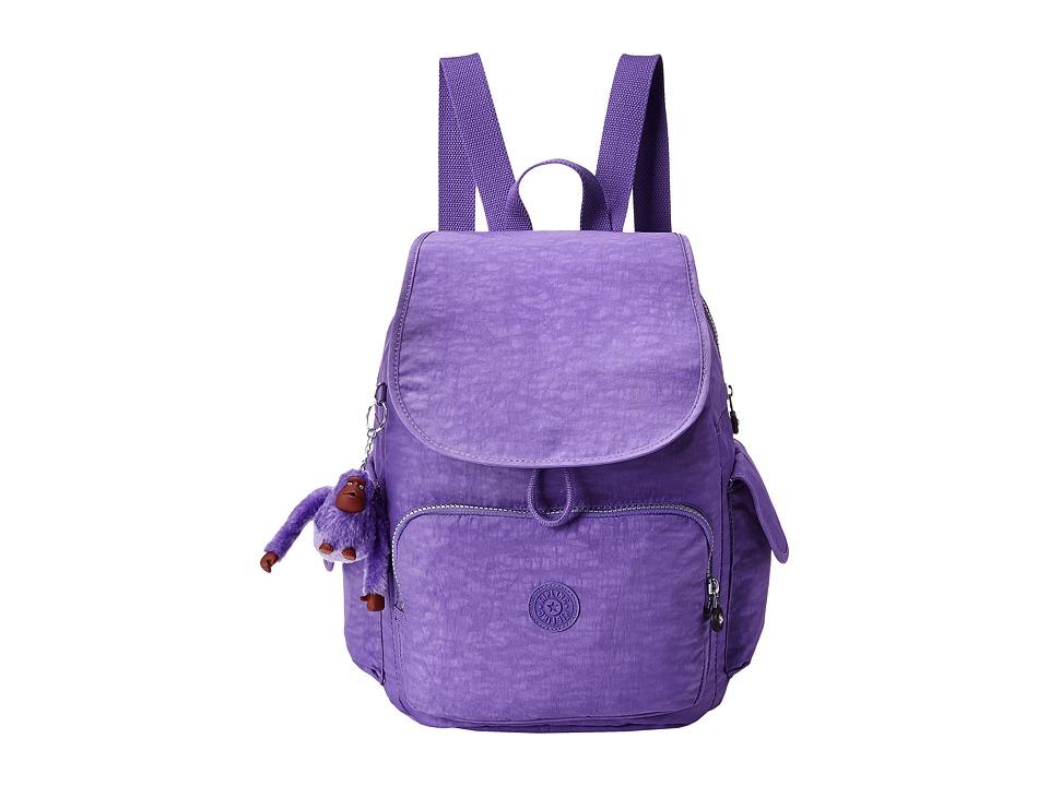 Kipling Ravier Backpack French Lavender Backpack Bags