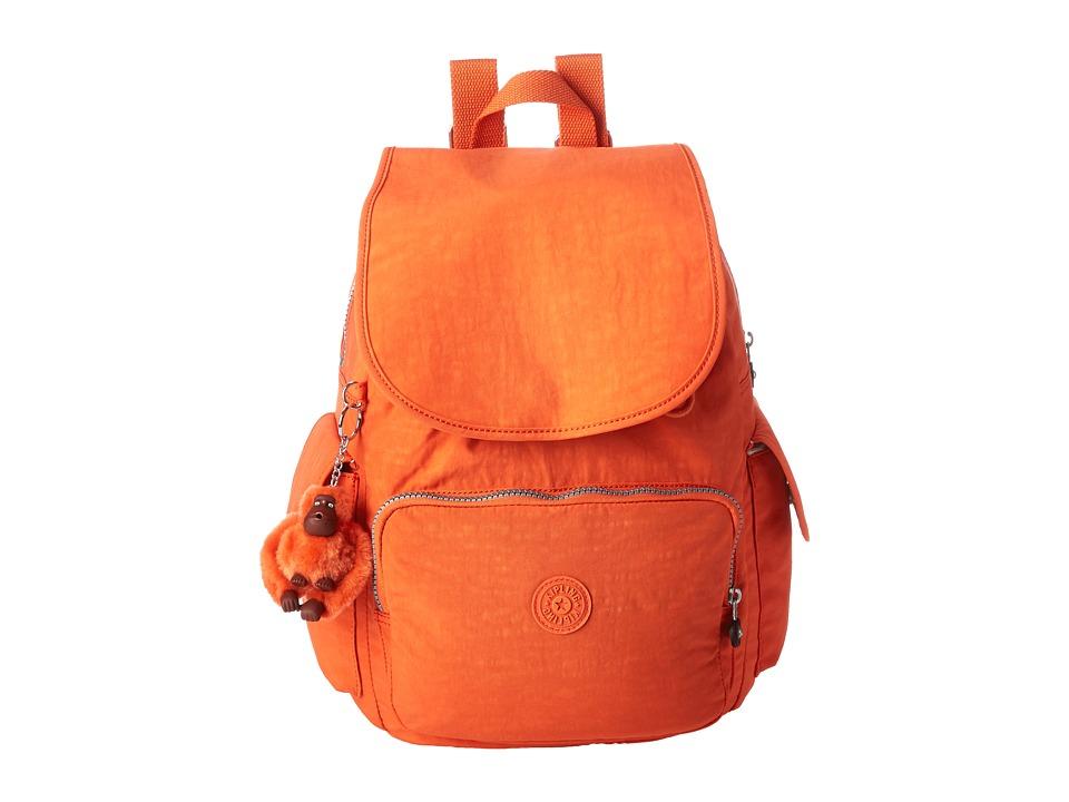 Kipling Ravier Backpack Spicy Orange Backpack Bags