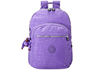 Kipling Seoul Backpack with Laptop Protection (French Lavender)