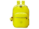 Kipling Seoul Backpack with Laptop Protection (Honey Dew)
