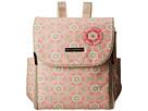 petunia pickle bottom Glazed Boxy Backpack (Blooming Brixham)