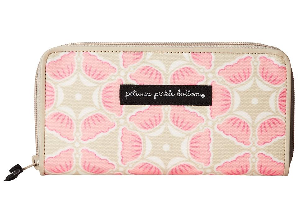 petunia pickle bottom - Glazed Wanderlust Wallet (Blooming Brixham) Clutch Handbags