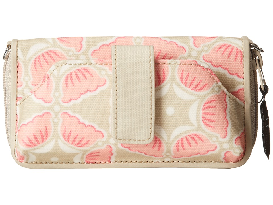 petunia pickle bottom - Glazed Whereabouts Wallet (Blooming Brixham) Cross Body Handbags