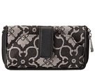 petunia pickle bottom Jacquared Whereabouts Wallet (London Mist)