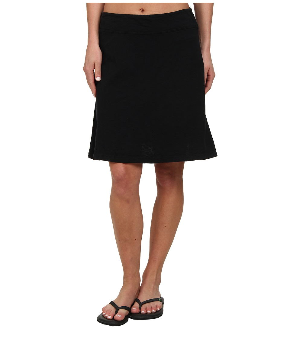 Fresh Produce Marina Skirt Black Womens Skirt