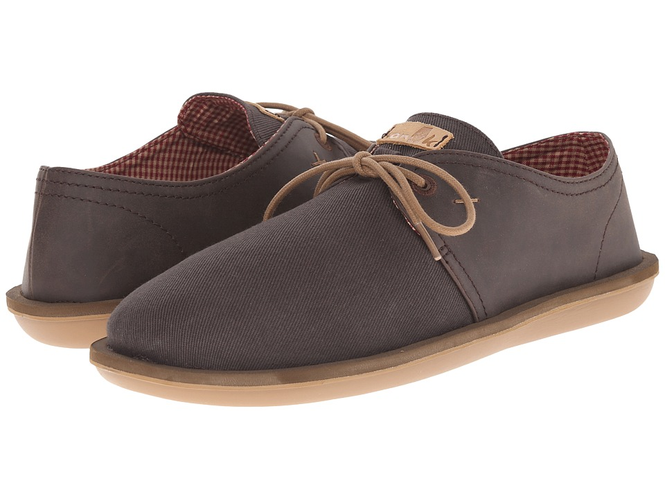 Sanuk - Parra Select (Brown) Men