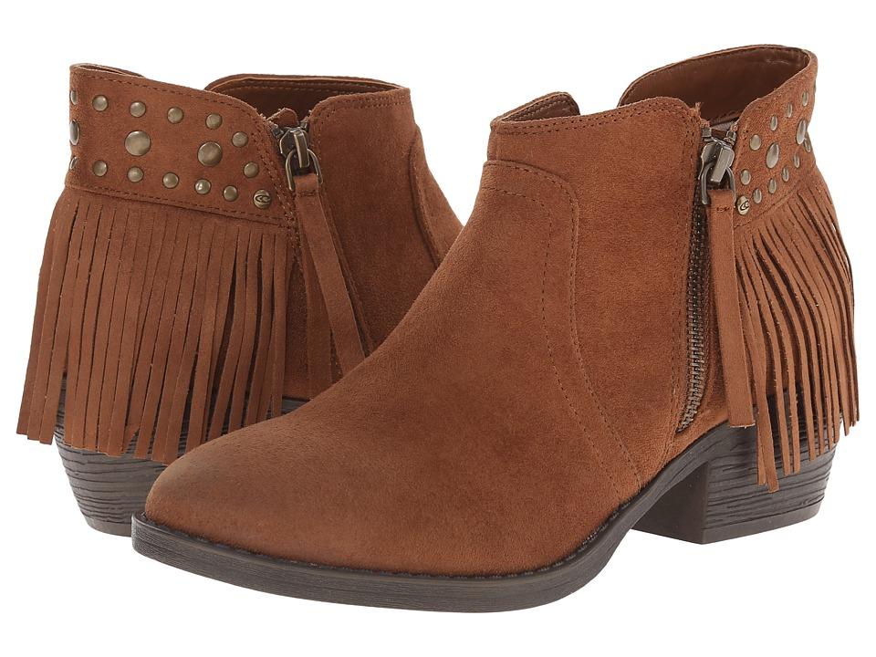 ONeill Aidan Chestnut Womens Zip Boots