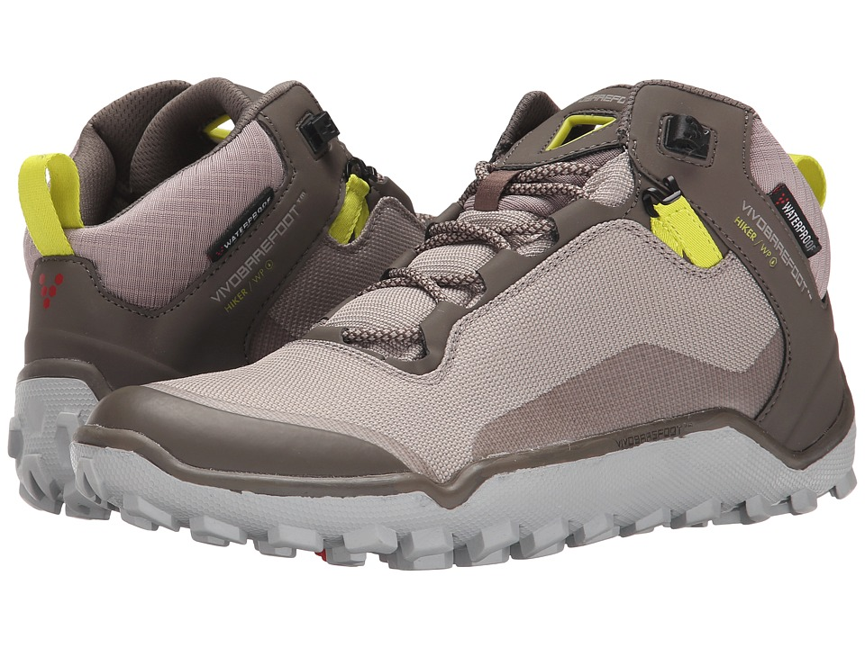Vivobarefoot Hiker Grey Mens Shoes