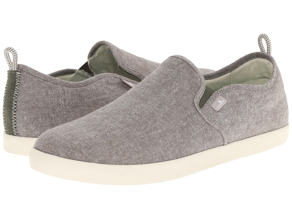 Sanuk - Range TX (Olive Chambray) Men