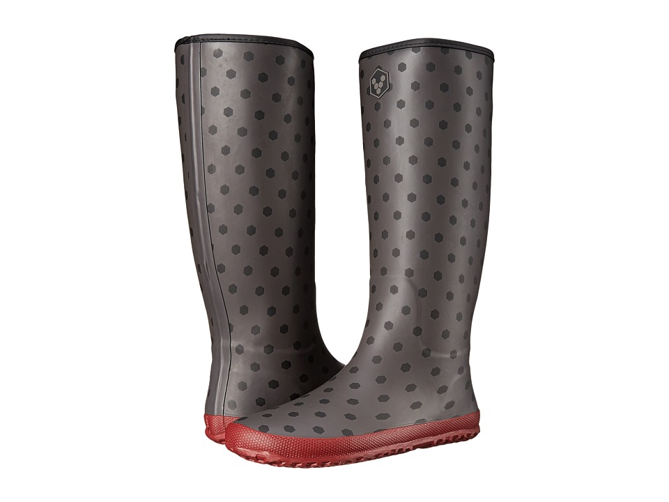 Vivobarefoot Waterloo Black Dot Print Womens Boots