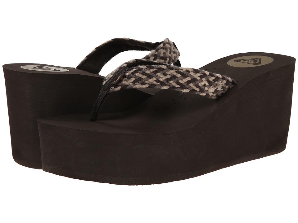 Roxy Havana Sandals Chocolate Womens Sandals