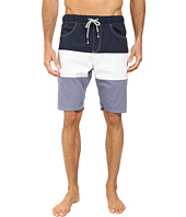Howe - Catalina Color Block Swim Walk Shorts