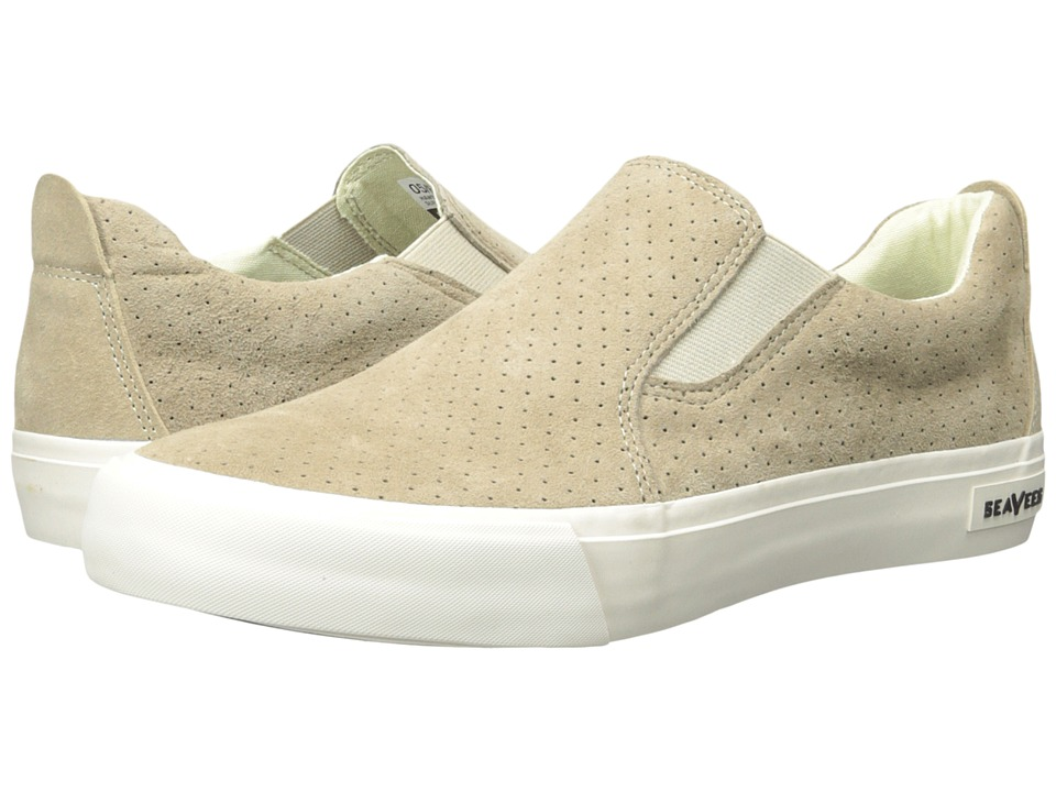 SeaVees - 05/66 Hawthorne Slip On Riv (Classic Tan) Men