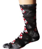 HUF - Tie Dye Magic Crew Sock