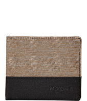 Nixon - The Atlas Nylon Bi-Fold Wallet