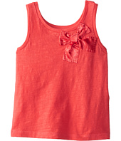 Kate Spade New York Kids - Satin Bow Tank Top (Toddler/Little Kids)