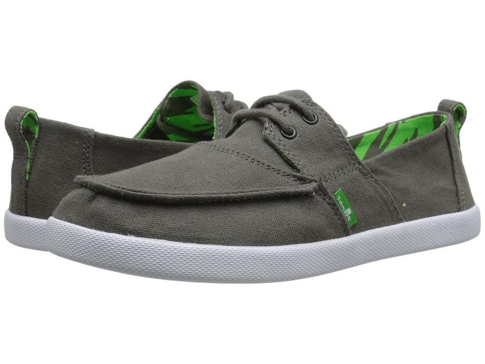 Sanuk Kids Offshore (Little Kid/Big Kid) (Brindle) Kids Shoes