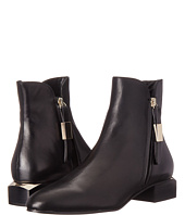 See by Chloe - Mixed Material Zip Bootie