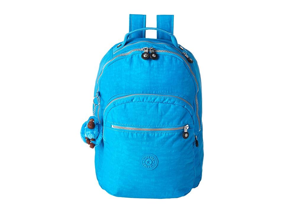 Kipling Seoul Backpack with Laptop Protection Summer Splash Backpack Bags